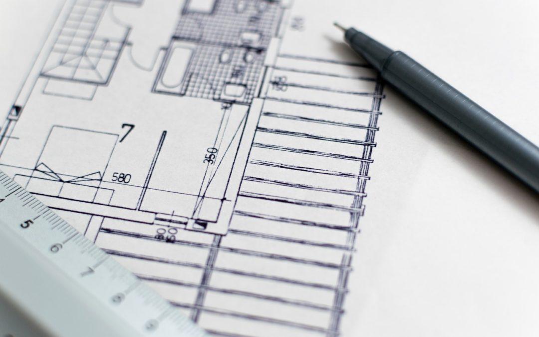 Начальное строительство каркасного дома