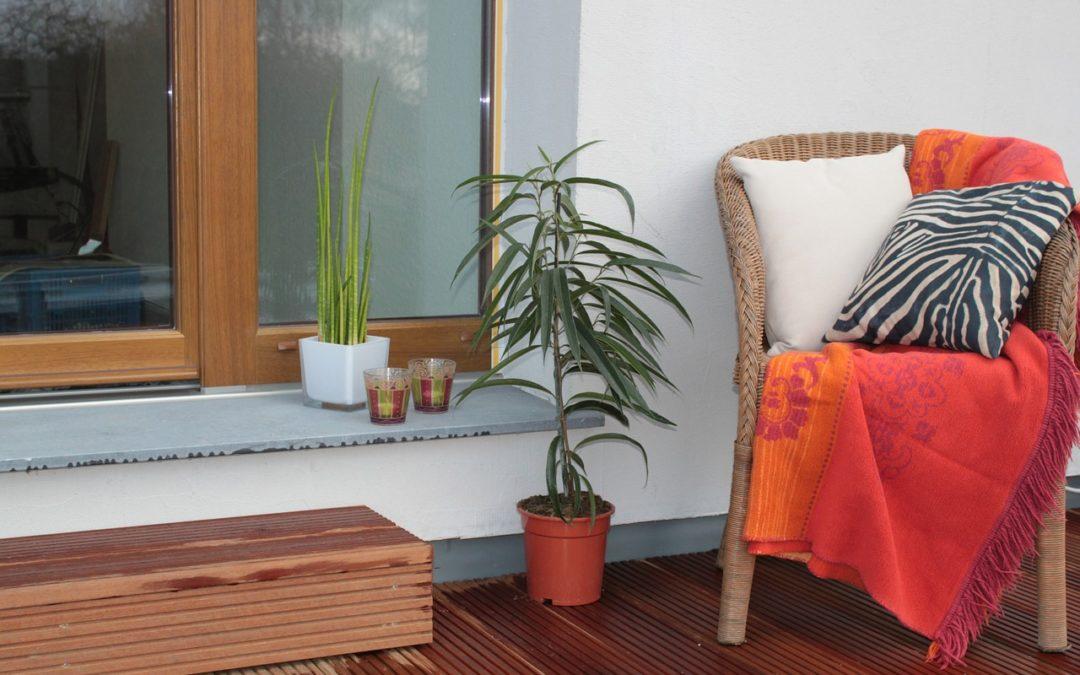 Особенности стройки деревянной террасы