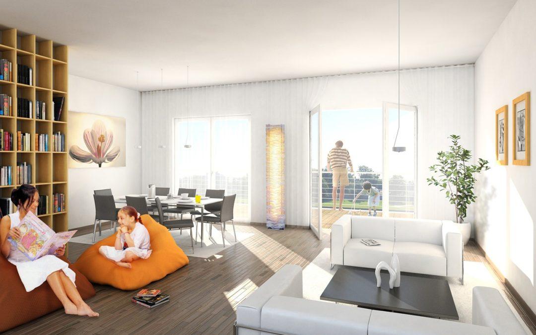 Загородный коттедж, или жилая площадь в новом поселке