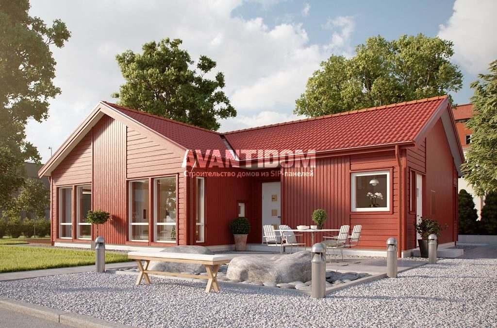 Одноэтажный каркасный дом или двухэтажный: что выгоднее строить